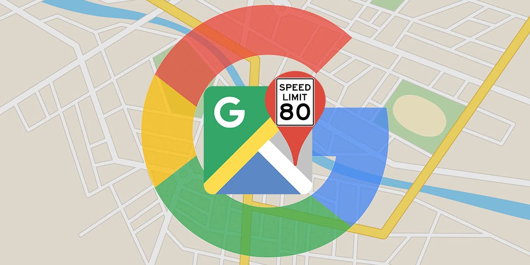 Speed limits to be shown on Google Maps