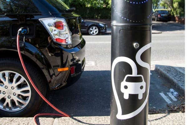 Number of EV charging points to increase across London
