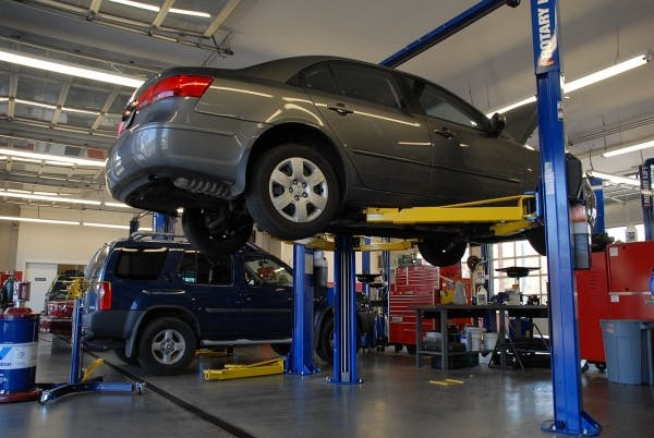 Most common causes of MOT failure revealed